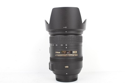 98新二手Nikon尼康 18-200/3.5-5.6 G VR II二代(B95462)【京】