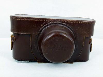 徕卡Leica III型黑漆带50/3.5镀镍镜头