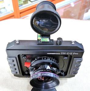 骑士SW-DII PRO+罗敦司德 Apo-Sironar Digital 35/4.5+哈苏V口板