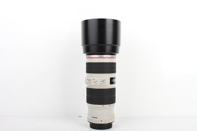 96新二手 Canon佳能 70-200/4 L IS USM小小白(B95489)【京】