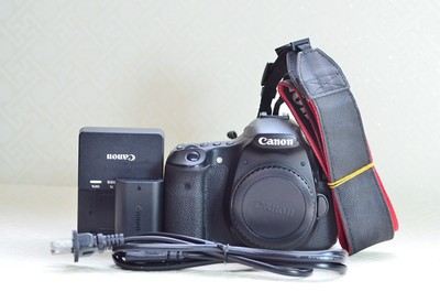 93新二手Canon佳能 60D 单机 中端单反相机(T06195)【亚】