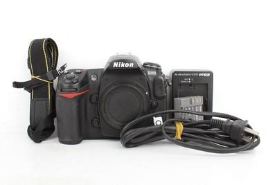 93新二手Nikon尼康 D300 单机 快门15000多次 (B95522)【京】