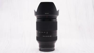伟德betvictor_95新索尼 FE 24-240mm f/3.5-6.3 OSS(SEL24240)24-240