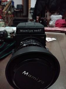MAMIYA RB67相机,一机三镜