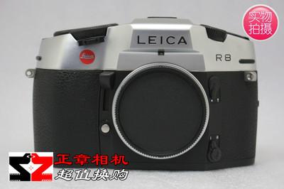 99新 徕卡 R8 银色机身 极新带盒 135经典胶片单反相机