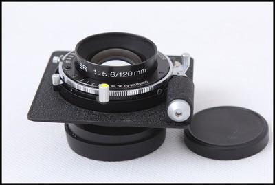 骑士HORSEMAN ER120/5.6 6X9座机镜头
