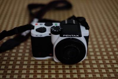 宾得 K-01(40mm XS)
