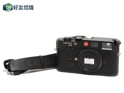 徕卡/Leica M6 经典相机 0.72取景 黑色