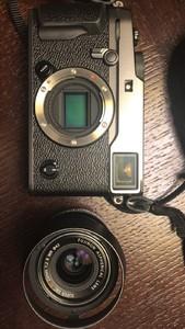 富士 X-Pro2 石墨灰套机