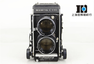 MAMIYA玛米亚 C330 复古双反相机 带135/4.5 长焦镜头 实体现货