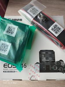 国行 佳能EOS M6 / 15-45 套机 + 原厂EF - EOS M转接环