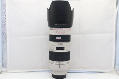 96新二手Canon佳能 70-200/2.8 L 小白变焦镜头(1056)【津】