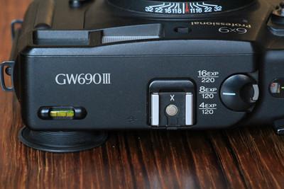 富士【大莱卡】GW690III   F65头