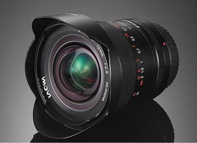 佳能口老蛙Laowa 12mm F2.8 D-Dreamer广角镜头