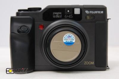 98新富士Fuji GA645 Zi 胶片机炭黑色限量版(BC07160001)