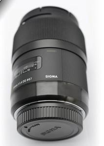 适马 35mm f/1.4 DG HSM(A) (尼康口)带bwUV镜,usb调焦底座