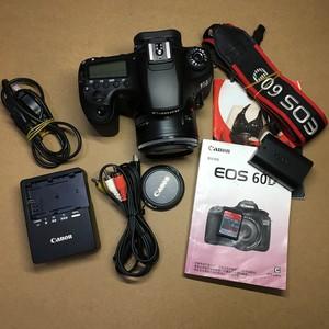 佳能 60d EOS 60D 50/1.8 II 套机 单反 优于600d 650d D7000 等
