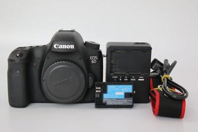 93新二手Canon佳能 6D 单机 高端单反相机(W07316)【武】