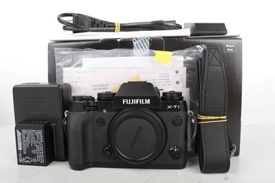 96新二手 Fujifilm富士 X-T1 XT1 单机 微单相机(B95261)【津】