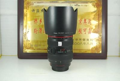 佳能 24-70 F2.8L USM 单反镜头 恒圈全幅红圈大三元之一 镜皇