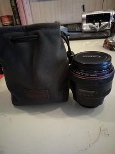 佳能 EF 85mm f/1.2L USM二代 大眼睛原厂镜头 低价出!!