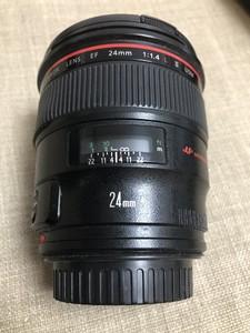 甩卖佳能 EF 24mm f/1.4L II USM