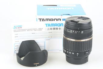 98新 腾龙 AF18-200mm f/3.5-6