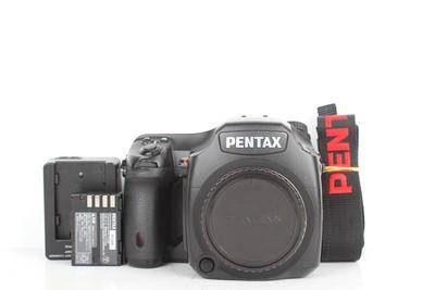 90新二手Pentax宾得 645D 单机 快门18000多次(B95282)【津】
