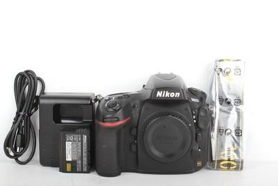 97新二手Nikon尼康 D800E 单机 快门9900多次(B95321)【津】