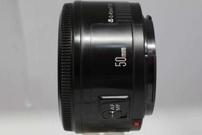 【标准定焦镜头】佳能 EF 50/1.8 II(NO:7251)
