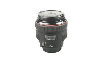 98新 佳能 EF 85mm f/1.2 L II