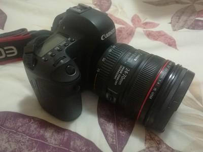 佳能 6D + 24-70mm F4 套机