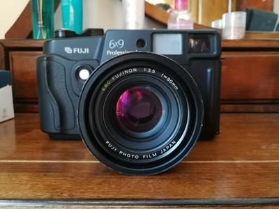 富士6*9相机急售