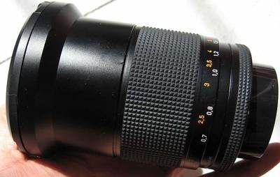 nikon尼康口康太时蔡司Contax  zeiss 28-85 F3.3-4 T*手动镜头