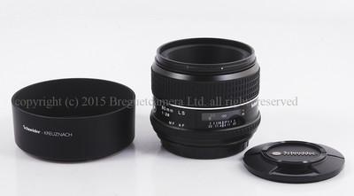 施耐德 80/2.8 LS AF 数码标准镜头带光罩  #HK6256X