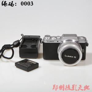松下 GF6 升级款 GF8 12-32 微单相机 黑色 编码0003