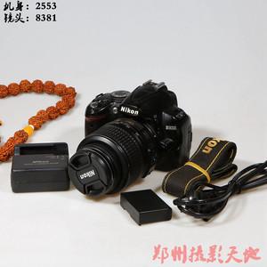 尼康 D3000 +18-55 单反相机套装 编码 2553