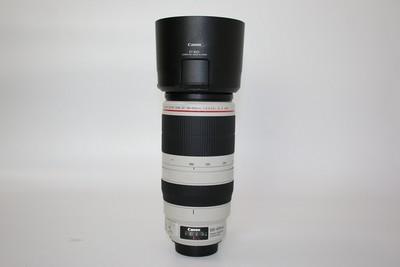 98新二手Canon佳能 100-400/4.5-5.6 L IS II 二代大白 W07299 武