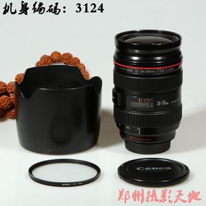 佳能 EF 24-70mm f/2.8L USM 编码:3124