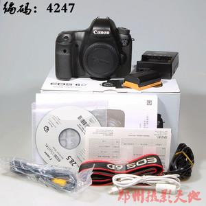 佳能 6D 全画幅单反相机 编码:4247