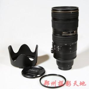 尼康 AF-S 尼克尔 70-200mm f/2.8G ED VR II  编码9509