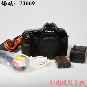 佳能 5D 全画幅单反相机 编码:73669