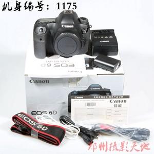 佳能 6D 全画幅单反相机 编码:1175