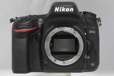 【全画幅专业数码相机】尼康 D610(NO:4787)