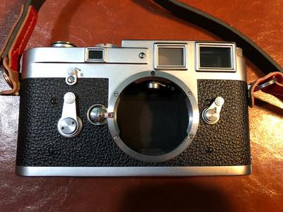 好成色的 Leica M3 后期单拨