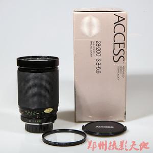 其他 柯尼卡美能达 28-200F3.5-5.6 MD口 单反相机镜头