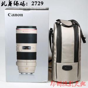佳能 EF 70-200mm f/2.8L IS II USM 编码2729