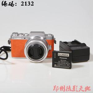 松下 GF6 升级款 GF8 12-32 微单相机 橙色 编码2132