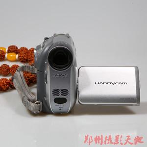 索尼 HC21E 磁带摄像机  坏的 磁带仓打不开