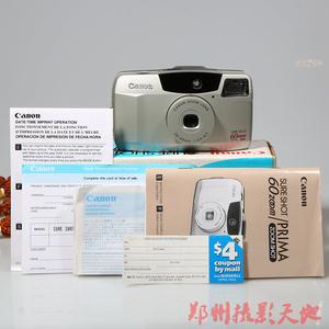 其他 佳能60 ZOOM 半自动胶卷相机